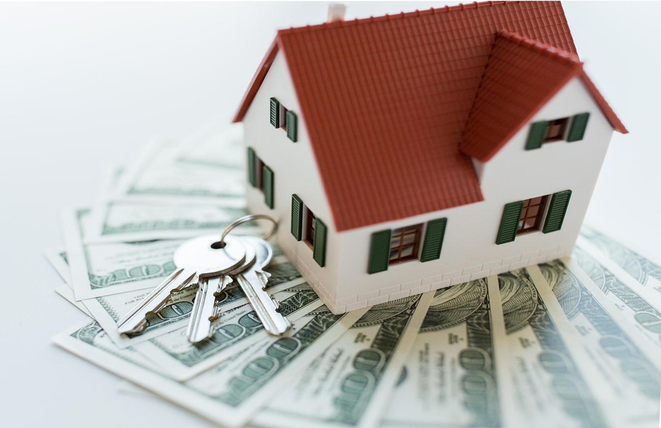 взять кредит под залог дома в москве