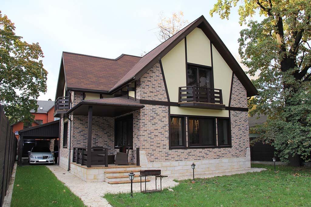 строительство дома на участке 5 соток