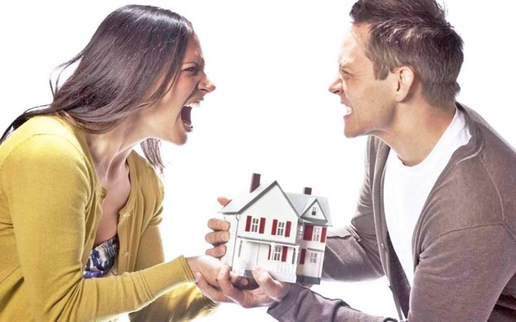 Ипотека при разводе - МосИнвестФинанс